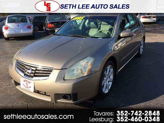 Picture of '07 Maxima - N5MK