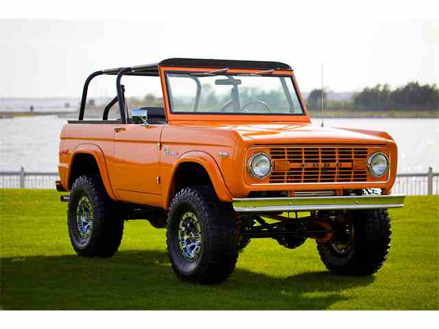 Picture of '72 Bronco - N5ML