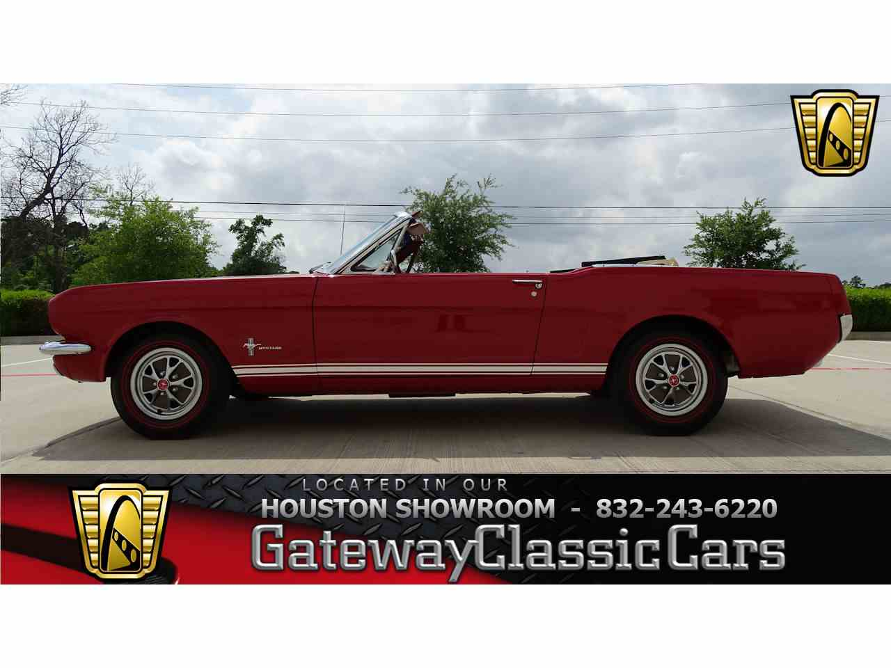 1966 Ford Mustang for Sale | ClassicCars.com | CC-1083811
