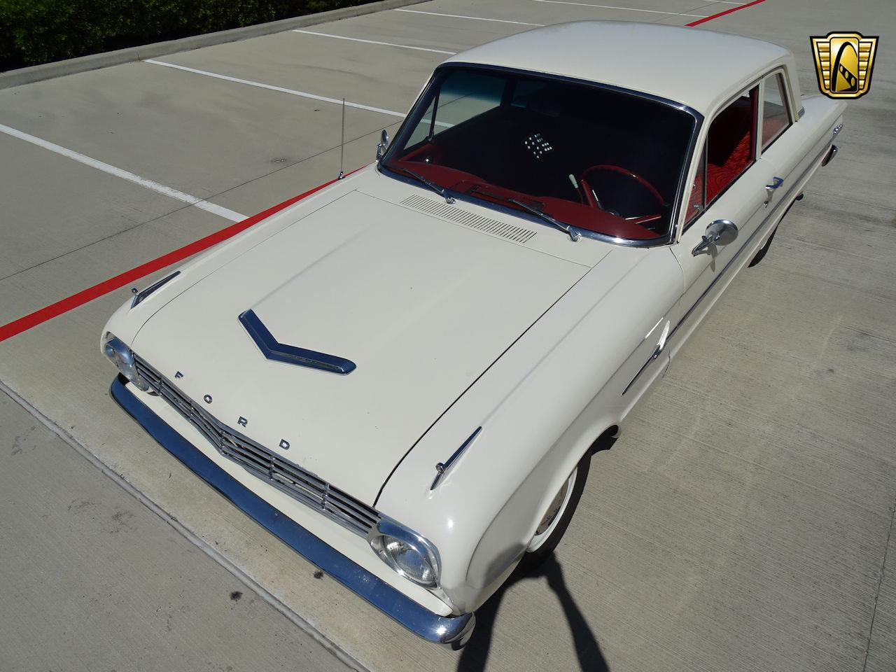 Large Picture of '63 Falcon - N8A1