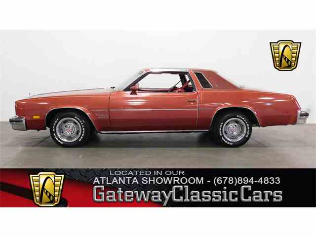Picture of '77 Cutlass - N8A5