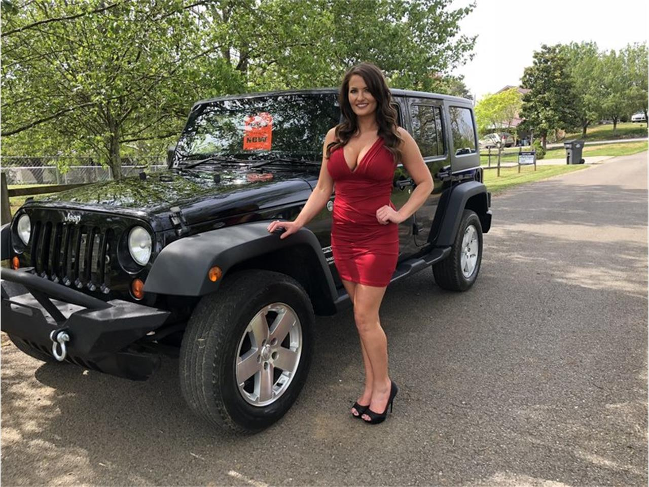 Large Picture of '11 Wrangler - N8AN