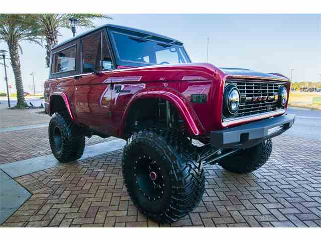 Picture of '76 Bronco - N5MO