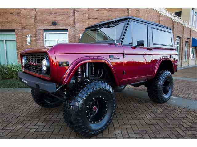 Picture of 1976 Bronco located in Pensacola Florida Offered by Velocity Restorations - N5MO