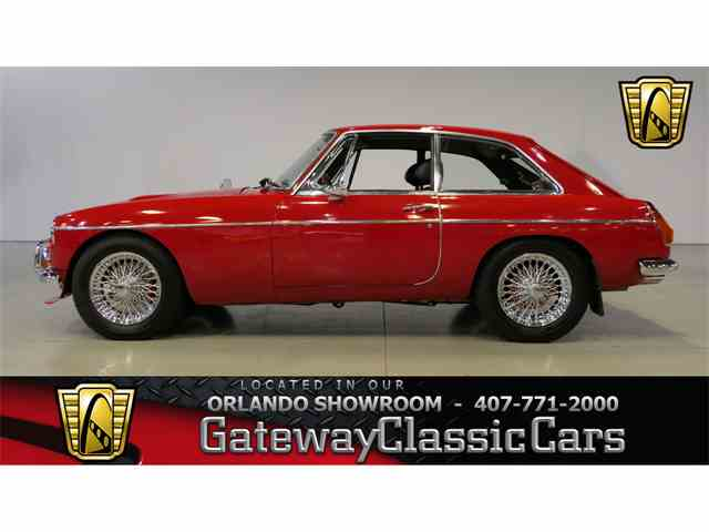 Picture of '69 MGC - N8AQ