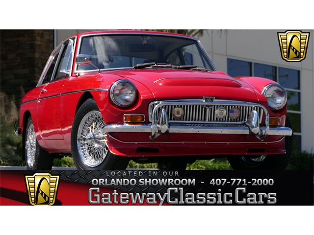 Picture of 1969 MG MGC located in Florida - $24,595.00 Offered by  - N8AQ