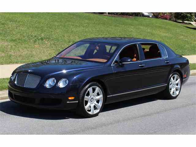Picture of '06 Flying Spur - N8B0