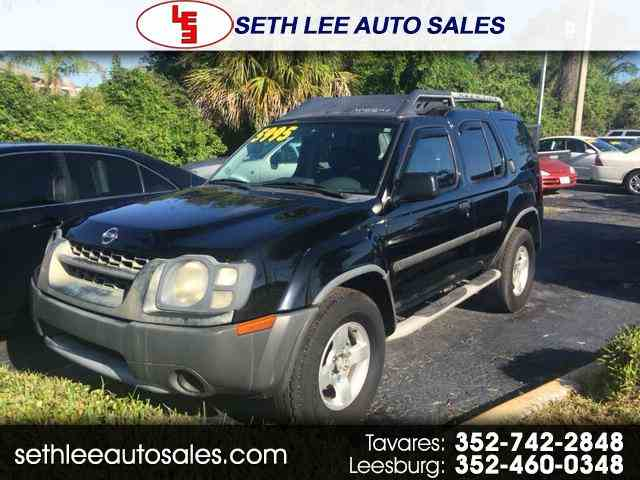 Picture of '04 Xterra - N8BH