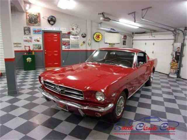 Picture of '65 Mustang - N8BR