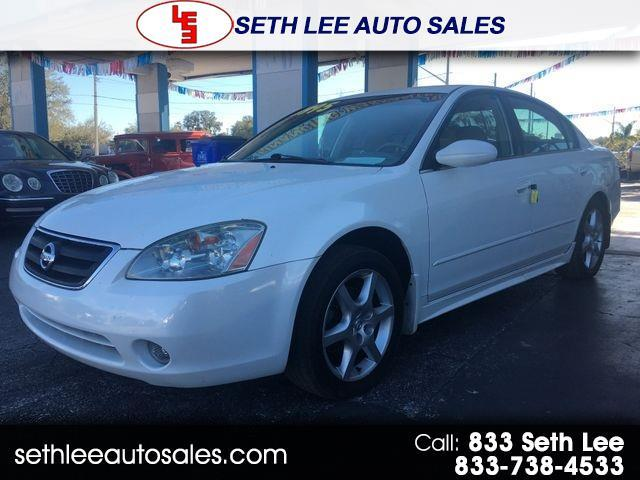 Picture of '03 Altima - N8BS