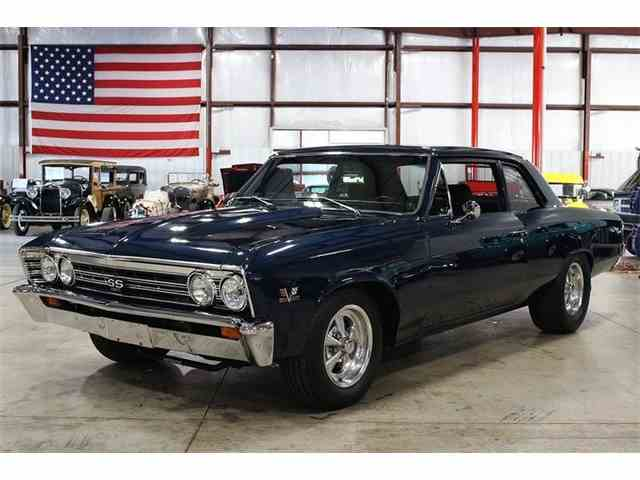 Picture of '67 Chevelle - N8BU