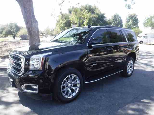 Picture of '16 Yukon - N8BY