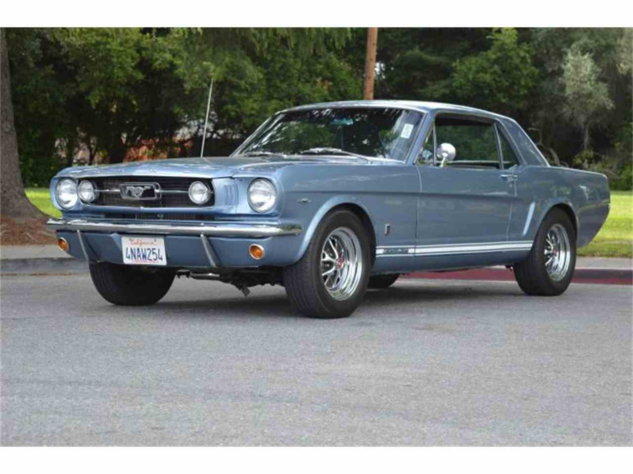 1966 Ford Mustang for Sale | ClassicCars.com | CC-1083889