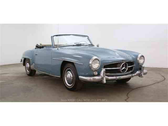 Picture of '62 190SL - N8C4