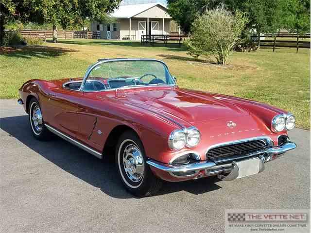 Picture of '62 Corvette - N8C8