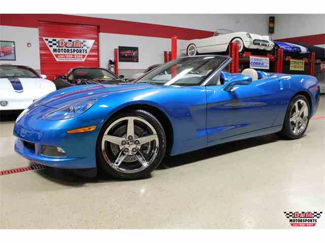 Picture of '08 Corvette - N8CA