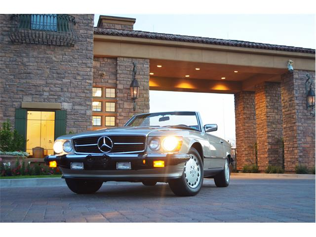Picture of '87 560SL - N5MV