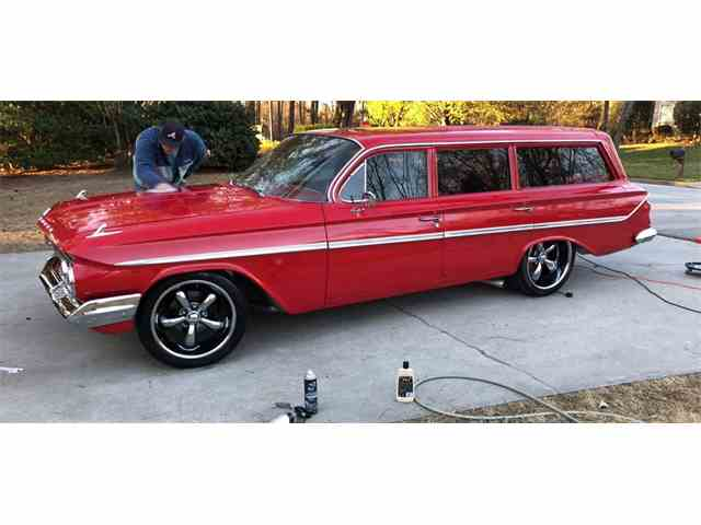 Picture of '61 Bel Air - N8CP