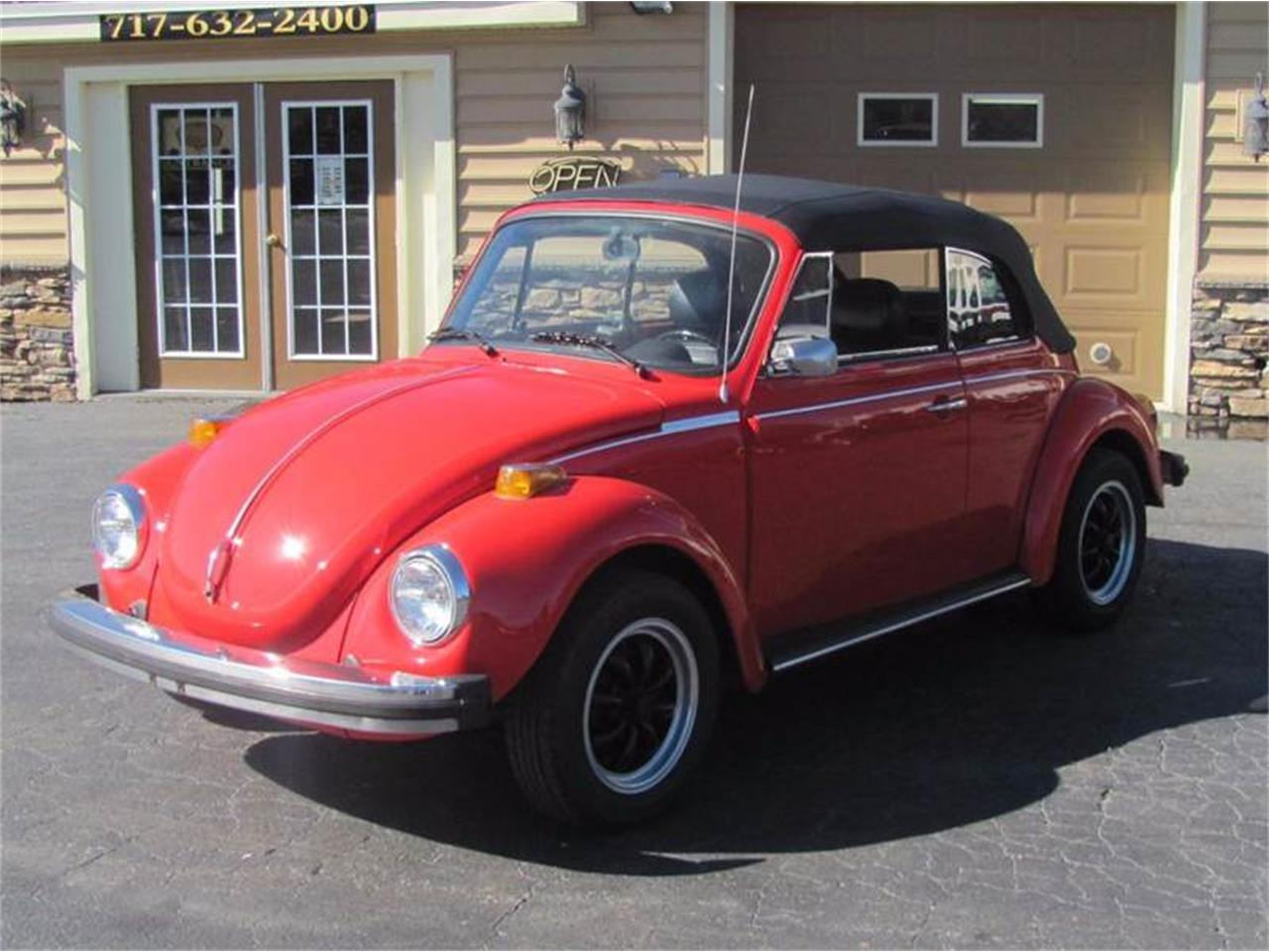 Large Picture of '78 Beetle - N8CX