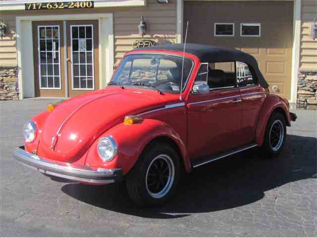 Picture of '78 Beetle - N8CX