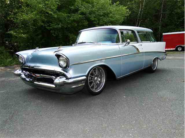 Picture of '57 Nomad located in Beverly Massachusetts - $104,900.00 - N8CZ