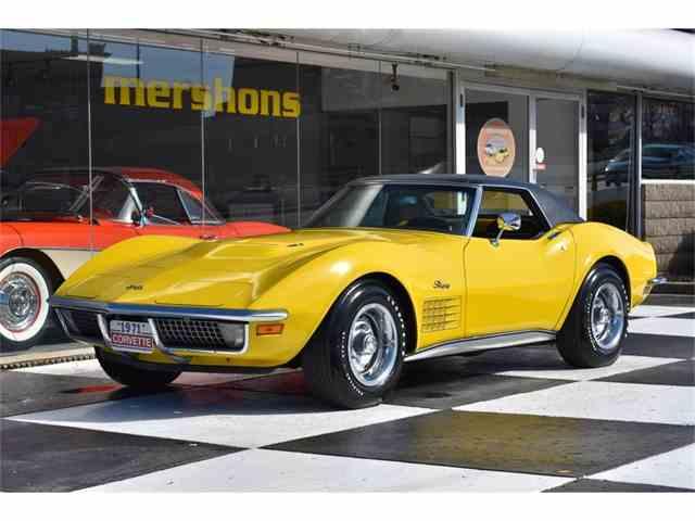 Picture of '71 Corvette - N8D8