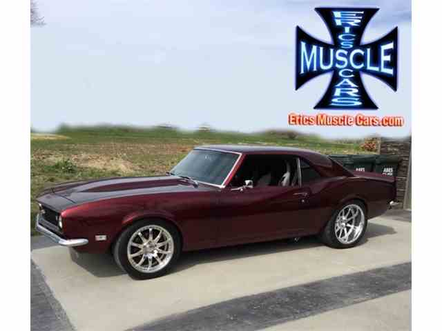 Picture of Classic '68 Chevrolet Camaro - $42,900.00 Offered by Eric's Muscle Cars - N8DE