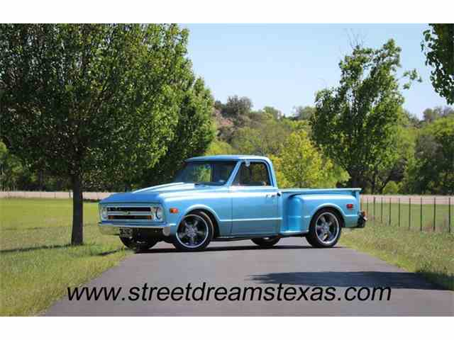 Picture of 1968 Chevrolet C/K 10 located in Fredericksburg Texas - $28,500.00 Offered by  - N8DK