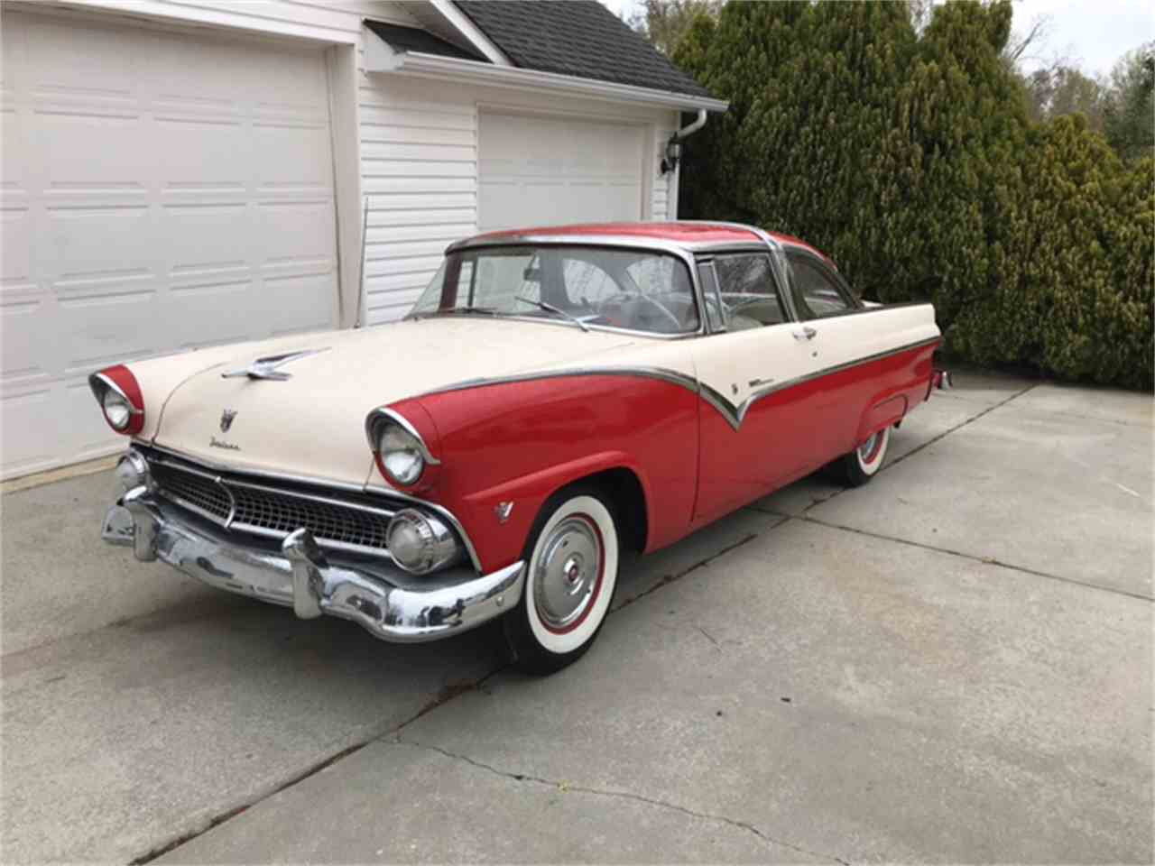 Large Picture of 1955 Crown Victoria located in Westford Massachusetts - N8DU