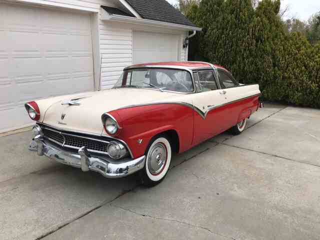 Picture of '55 Crown Victoria - N8DU