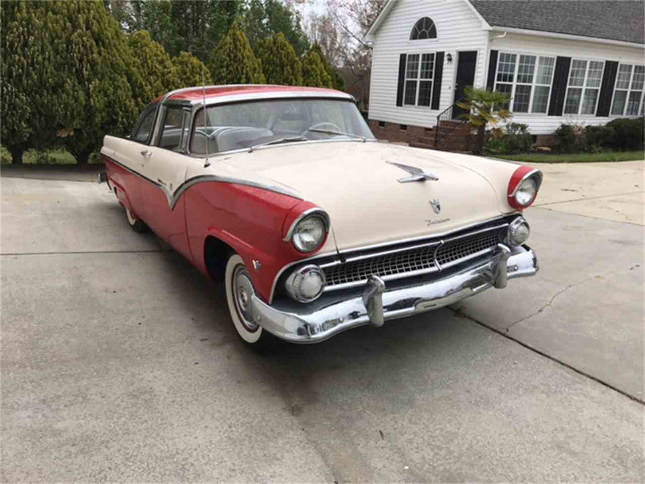 Large Picture of '55 Crown Victoria located in Massachusetts Offered by B & S Enterprises - N8DU