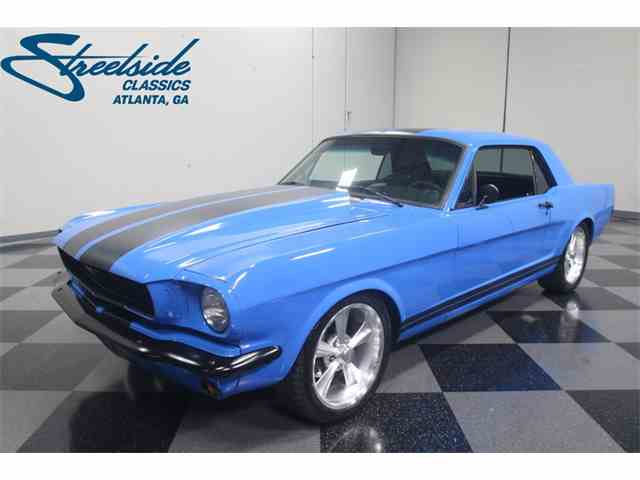 Picture of '65 Mustang - N8E4
