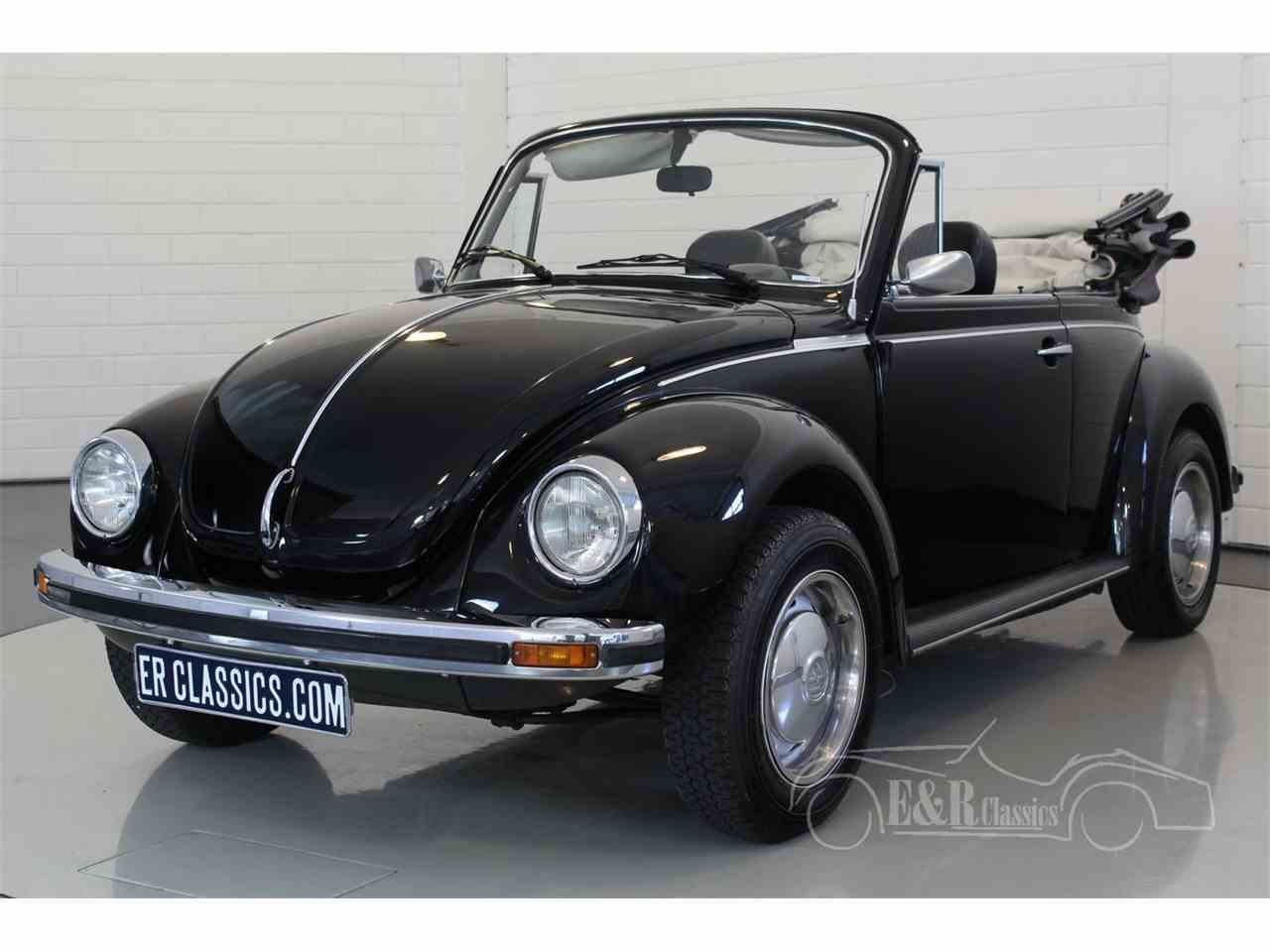 Large Picture of '77 Beetle - N8E6