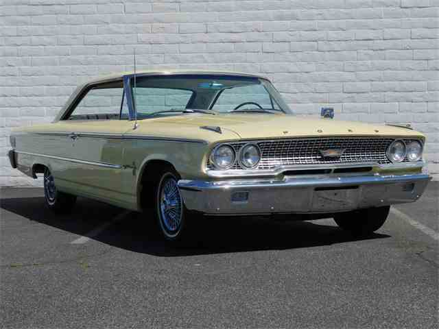 Picture of Classic 1963 Galaxie 500 XL located in California - $25,500.00 - N5N1