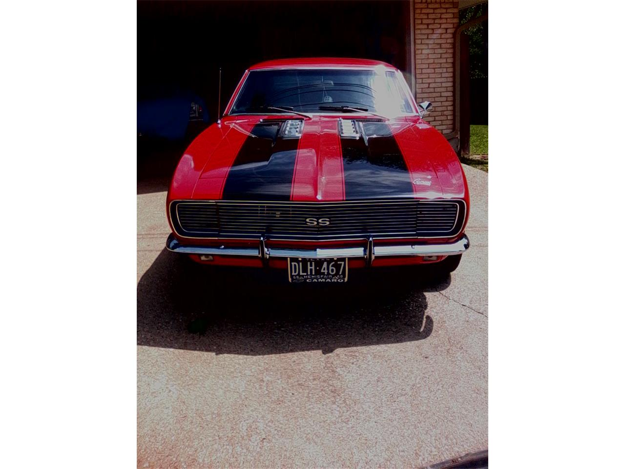 Large Picture of '68 Camaro SS located in irving Texas Offered by a Private Seller - N8EA