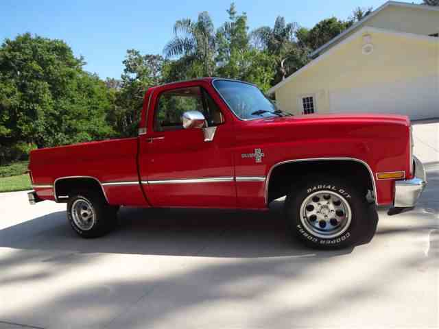 Picture of '85 Chevrolet Silverado Offered by Humpty Dumpty's Classics - N8EH