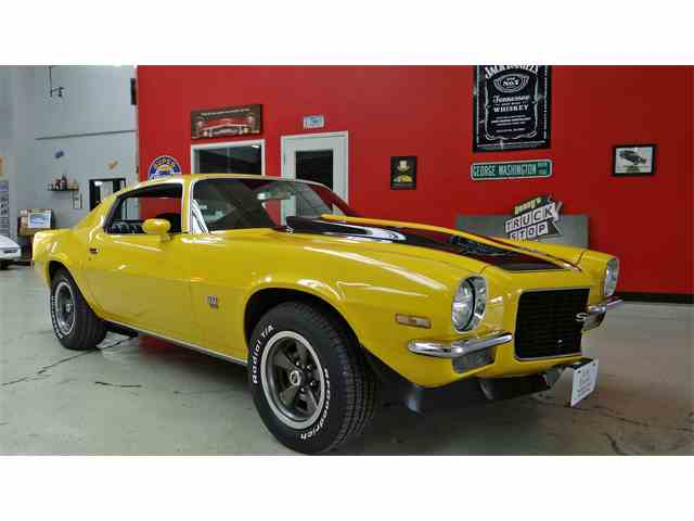 Picture of '72 Camaro SS - N8EJ