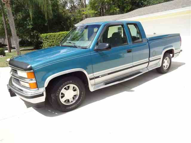 Picture of 1997 Chevrolet Silverado located in Sarasota Florida - $14,900.00 Offered by  - N8EM