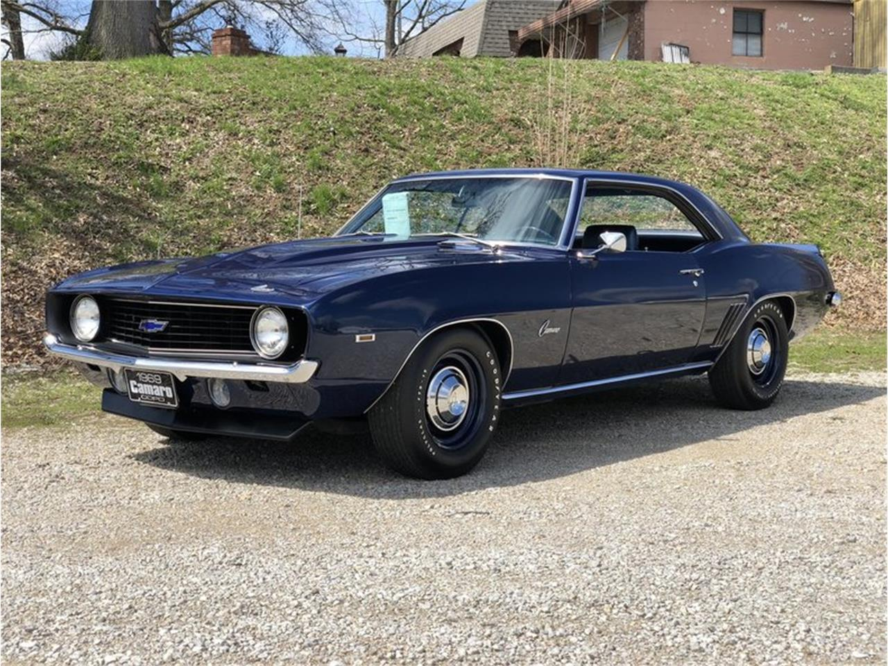Large Picture of Classic '69 Chevrolet Camaro located in Missouri Auction Vehicle - N8FC