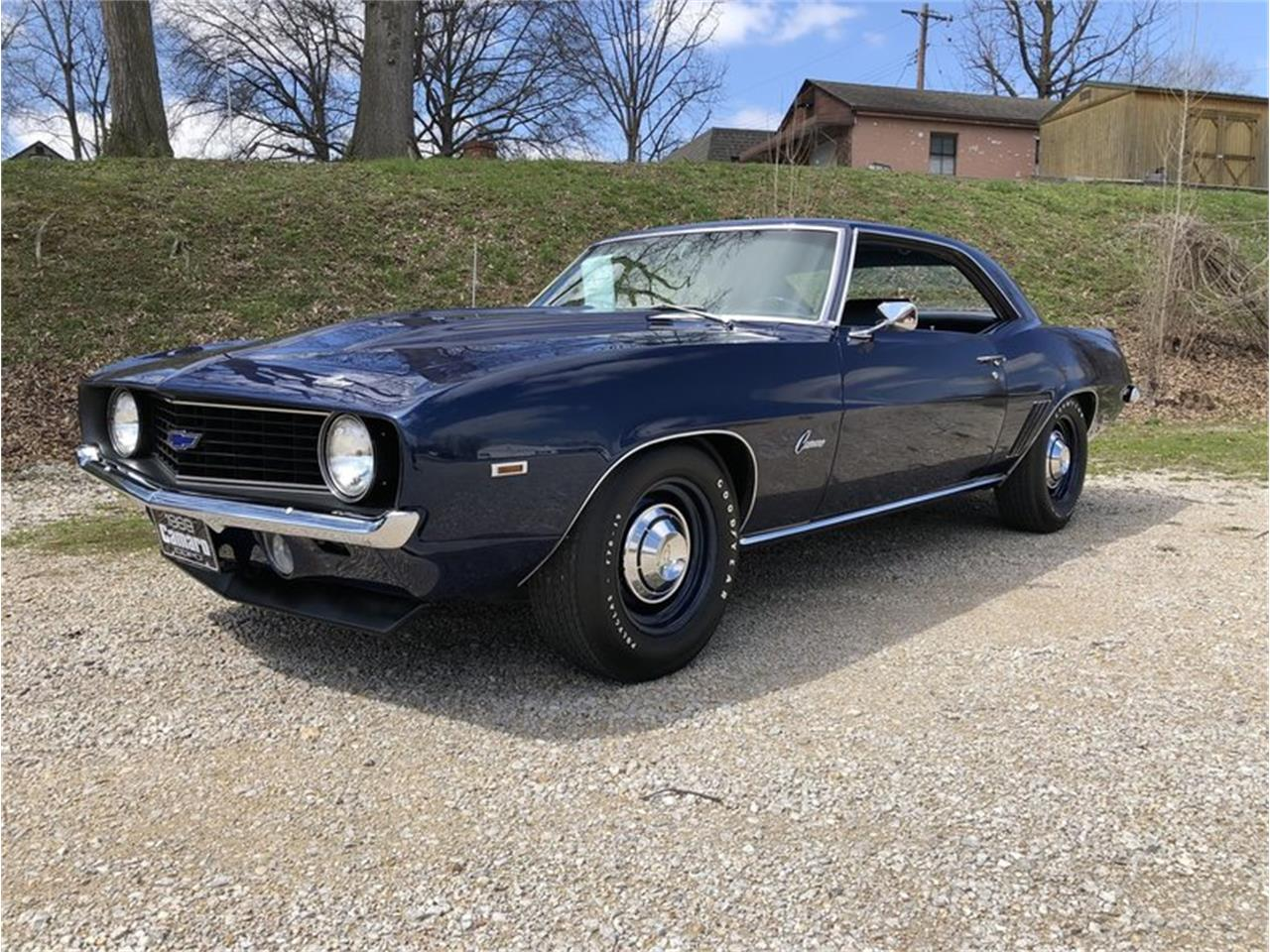 Large Picture of '69 Chevrolet Camaro - N8FC