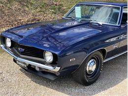Picture of 1969 Chevrolet Camaro Auction Vehicle Offered by Wheeler Auctions - N8FC