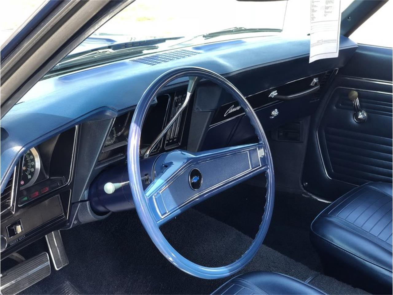 Large Picture of '69 Chevrolet Camaro located in Missouri Auction Vehicle - N8FC
