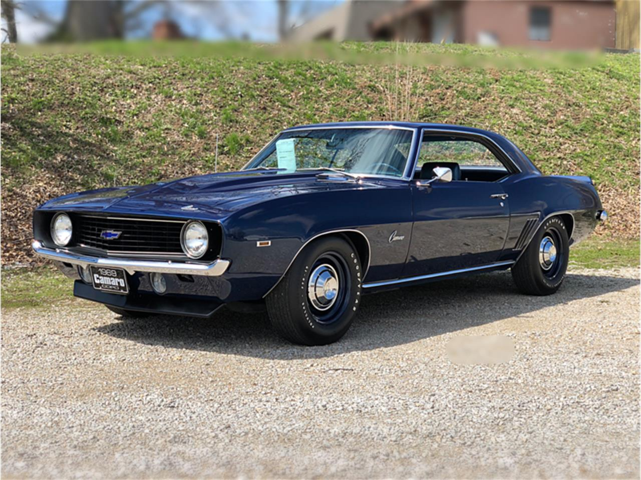 Large Picture of '69 Camaro Auction Vehicle - N8FC