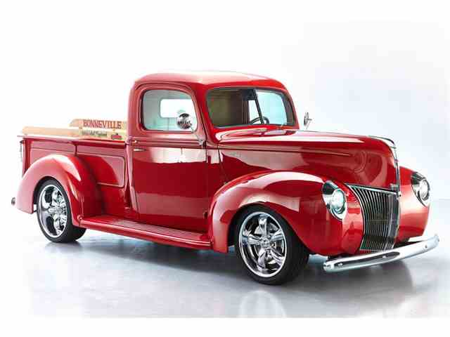 Picture of '40 Pickup - N8FE