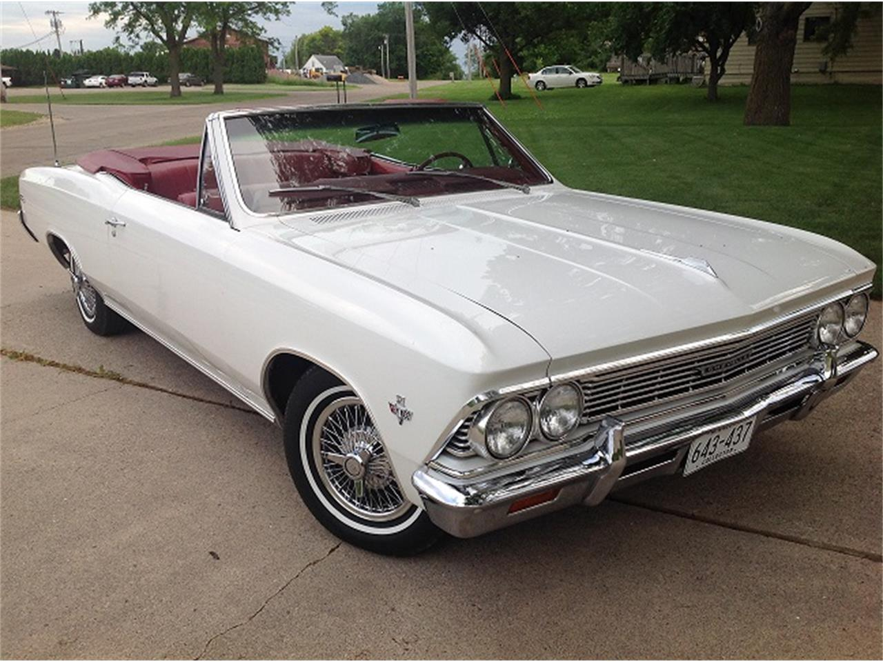 Large Picture of Classic 1966 Malibu - $37,900.00 - N8G5