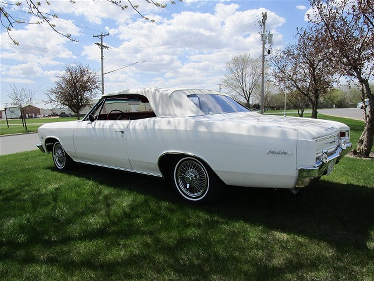 Large Picture of Classic '66 Malibu located in Minnesota - N8G5