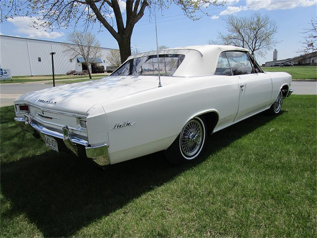 Large Picture of Classic '66 Chevrolet Malibu Offered by McGeorge Classics - N8G5
