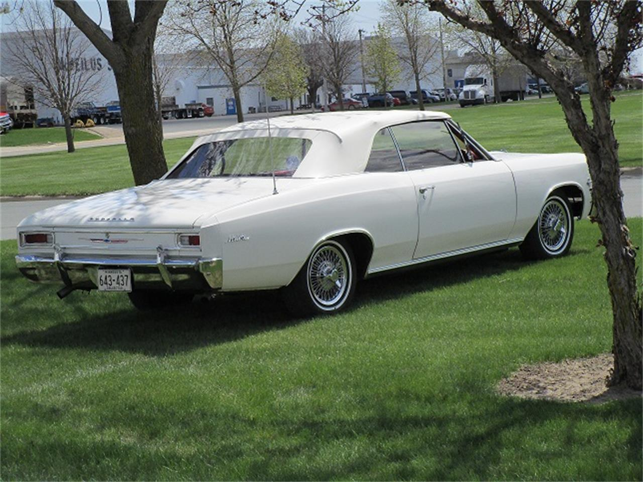 Large Picture of Classic '66 Chevrolet Malibu located in Dodge Center Minnesota Offered by McGeorge Classics - N8G5