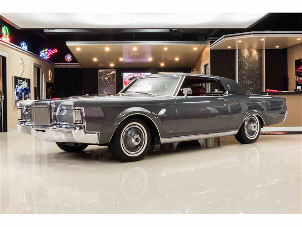 1969 Lincoln Continental for Sale | ClicCars.com | CC-1084046