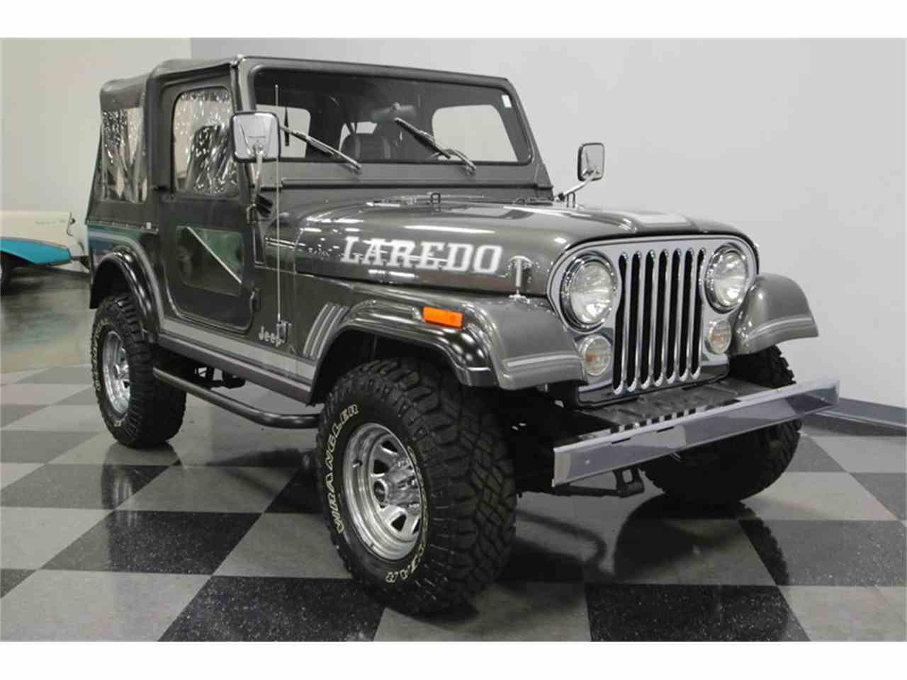 Large Picture of '86 CJ7 - N8GG